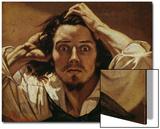 Le Desespere (Self portrait  The Des- paring Man)  1841