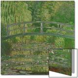 Waterlily Pond  Green Harmony  1899