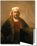 Self Portrait  1661-62