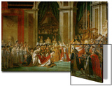 Sacre De Napoleon (Coronation) in Notre-Dame De Paris by Pope Pius VII  December 2  1804