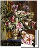 Vase of Flowers  1871