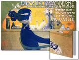 La Maison Moderne, c.1902 (poster) Acrylique par Manuel Orazi