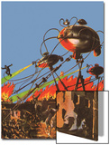 Sci Fi - War of the Worlds  1927