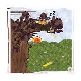 Early Bird  Illustration