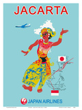 Jacarta - Japan Air Lines (JAL)