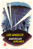 Los Angeles - Hollywood  California - American Airlines