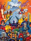 X-Men Forever Alpha No 1: Cyclops  Storm  Grey  Jean  Summers  Rachel  Havok  Polaris  Cable