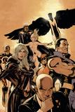 Uncanny X-Men No 513: Professor X  Frost  Emma  Namor  Wolverine  Dagger  Cloak  Mimic
