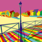 Pont des arts Happy
