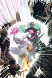New Mutants No 44: Iron Fist  Silver Surfer  Dr Strange