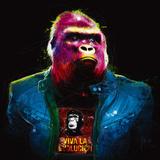 Gorille Reproduction d'art par Patrice Murciano