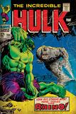 Marvel Comics Retro Style Guide: Hulk  Rhino
