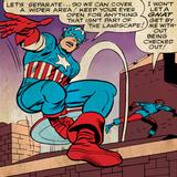 Marvel Comics Retro Style Guide: Captain America