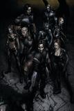 X-Force No 25: Warpath  Wolverine  X-23  Domino  Vanisher  Elixir  Wolfsbane  Archangel