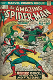 Marvel Comics Retro Style Guide: Spider-Man  Mysterio  Doctor Octopus  Falcon