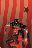 Dark Avengers No 185: US Agent