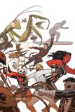 Defenders No 10: Iron Fist  Red She-Hulk  Dr Strange  Silver Surfer  Ant-Man