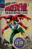 Marvel Comics Retro Style Guide: Daredevil  Ka-Zar