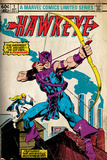 Marvel Comics Retro Style Guide: Hawkeye