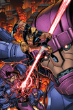 Wolverine and The X-Men No 39: Cyclops  Wolverine  Sentinel