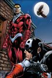 Captain America And The Falcon No13 Cover: Captain America and Falcon