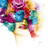 La Vie en Rose Acrylique par Patrice Murciano