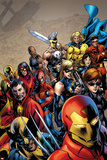 Giant-Size Avengers No1 Cover: Iron Man