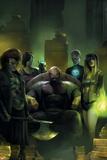 Avengers Undercover No 1: Hazmat  Cammi  Bloodstone  Anachronism  Baron Zemo  Death Locket