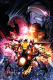Avengers vs X-Men No 12: Iron Man  Summers  Hope  Scarlet Witch