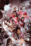 Uncanny X-Men No 525: Namor  Psylocke  Cyclops  Frost  Emma  Iceman  Armor