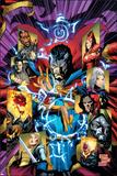 New Avengers No51 Cover: Dr Strange