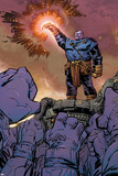 Thanos No9 Cover: Thanos