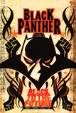 Black Panther Annual 1 Cover: Black Panther