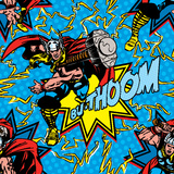 Comics - Thor Design Elements - Pattern