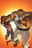 Avenging Spider-Man Annual No 1: Thing  Spider-Man