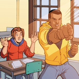 Ultimate Spider-Man Style Guide: Parker  Peter  Cage  Luke