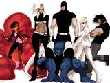 Astonishing X-Men: Xenogenesis No 1: Armor  Storm  Beast  Cyclops  Frost  Emma  Wolverine