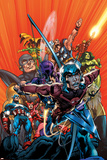 Avengers Finale No1 Cover: Ant-Man