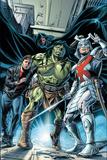 Wolverine Origins No 45: Skaar  Banner  Bruce  Silver Samurai  Cloak