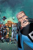 Great Lakes Avengers No2 Cover: Flatman