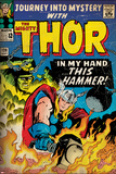 Marvel Comics Retro Style Guide: Thor  Absorbing Man