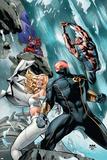 X-Men: Curse of The Mutants Saga: Cyclops  Frost  Emma  Namor  Magneto