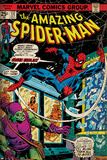 Marvel Comics Retro Style Guide: Spider-Man  Green Goblin