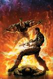 Punisher: Nightmare No 4: Punisher  Johnny Nightmare