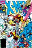 X-Men Forever Alpha No 1: X-Men No 3: Psylocke  Wolverine  Gambit  Cyclops  Rogue  Beast