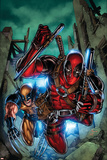 Weapon X: First Class No 2: Wolverine  Deadpool