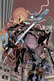 Defenders No 11: Nick Fury  Dr Strange  Black Cat  Silver Surfer