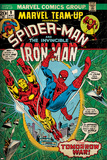 Marvel Comics Retro Style Guide: Spider-Man  Iron Man
