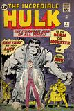 Marvel Comics Retro Style Guide: Hulk  Banner  Bruce  Thunderbolt Ross