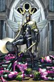 Secret Invasion: War Of Kings No1 Cover: Black Bolt